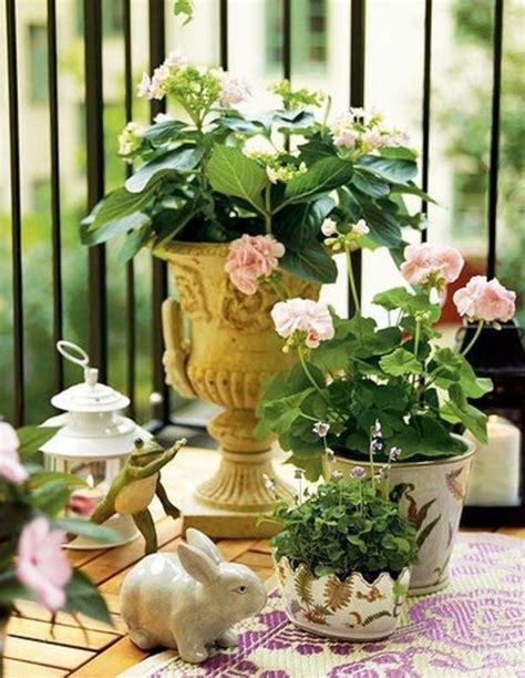 55 Balcony Greenery Ideas ? Choose flowers for balcony and