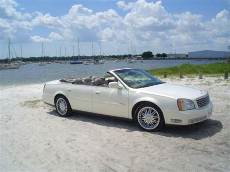 buy   cadillac deville convertible custom built