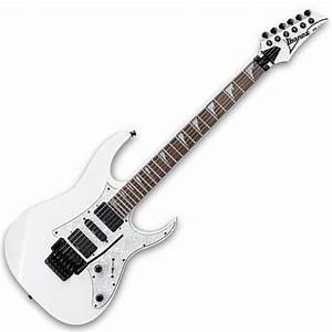 Disc Ibanez Rg350dx Electric Guitar  White
