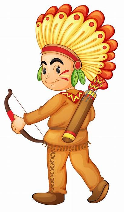 Indian Clipart Boy Amerindians Indio Indians Clip