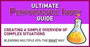 Ultimate Performance Index Guide