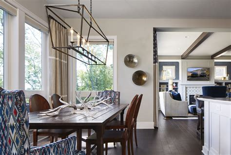 transitional blue white interiors home bunch interior