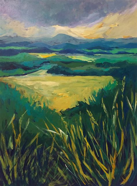 blue ridge landscapes laura wooten studio