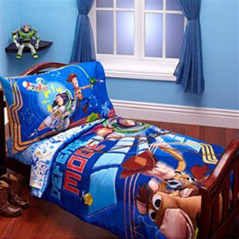 Story Toddler Bed Set by Story Defense Mode Toddler Bedding Set