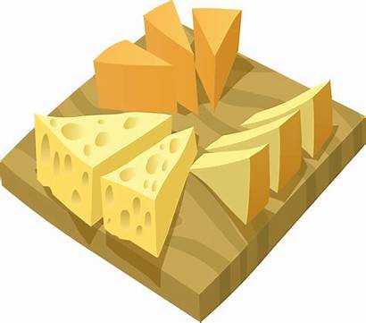 Cheese Clipart Plate Swiss Healthy Clip Cliparts