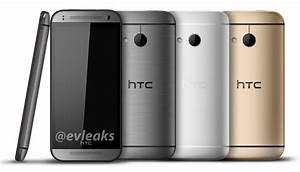 HTC One mini 2: Primeras imágenes en color gris, plata y ...