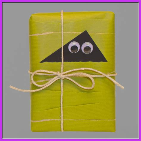 geschenke originell verpacken anleitung geschenkverpackung