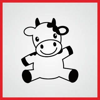 Pin by becca grimsley on baby g clouds cricut rain drops png. Baby Cow Svg