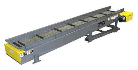 Model 630 Hinged Steel Belt Conveyor