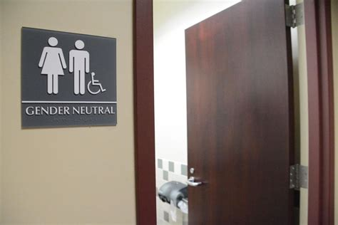 Gender Neutral Bathrooms by Cecil College Creates Gender Neutral Bathrooms On Cus