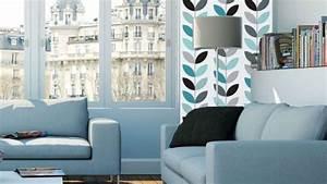 Attractive idee peinture salle a manger 8 d233co salon for Idees deco papier peint