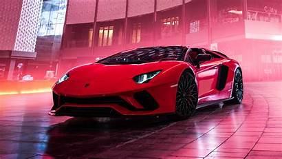Lamborghini Aventador Roadster 5k Wallpapers Cars