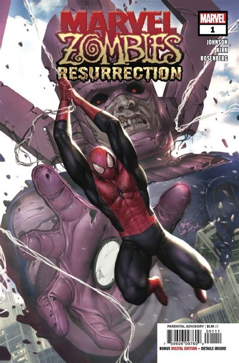 comic book preview marvel zombies resurrection