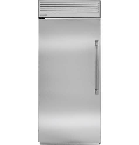 ge cafe series  cu ft counter depth side  side refrigerator czstsess ds