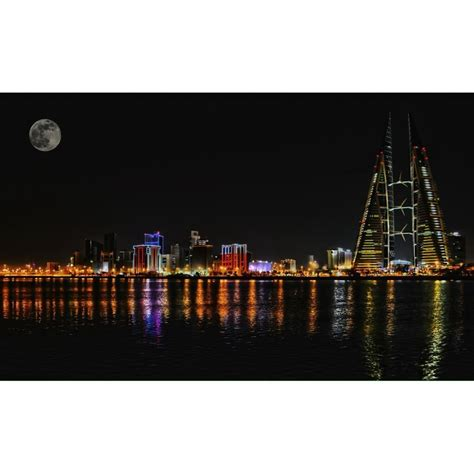Bahrain Bay, Manama, Bahrain - One of the best locations ...