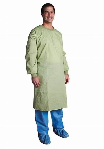 Gowns Reusable Isolation Disposable Protective Polyethylene Gown