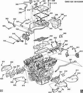 Gmc Acadia 3 6 Engine Cylinder Head Parts