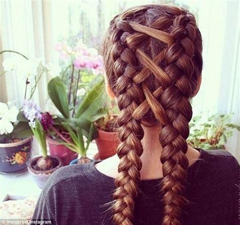 belles coiffures avec tresse tendance ete  inspirez