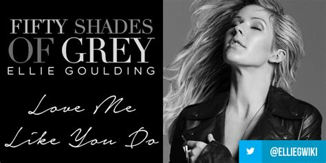 Ellie Goulding Unleashes Fifty Shades Of Grey Song Onto