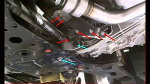 2013 Ford Focus St Motor Mount Install To Reduce Wheel Hop