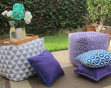 diy outdoor pillows and cushions fiskars