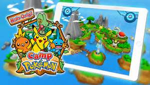 pokemon online games