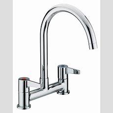 Bristan Design Utility Lever Kitchen Deck Mounted Sink