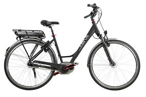 E Bike Test Sinus Bc 50 Bei Elektrobike