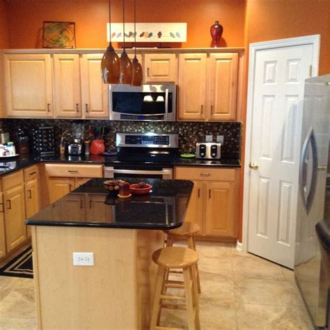 burnt orange kitchen cabinets 9 best images about redoing our house on oak 4998