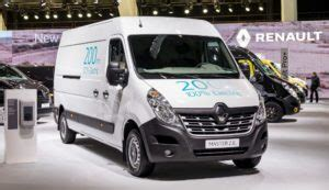 Best Electric Vans 2016 by Renault Reveals Two New Electric Vans Smmt