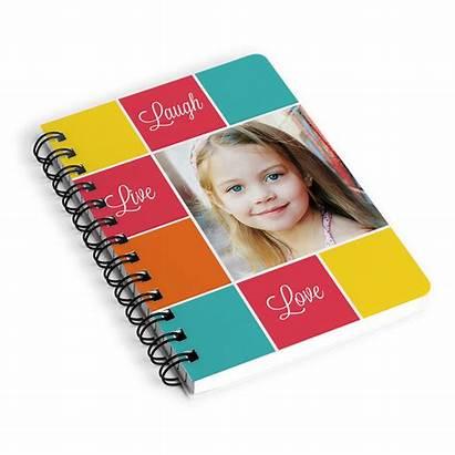 Notebook Cvs Spiral Custom Notebooks Flat Global