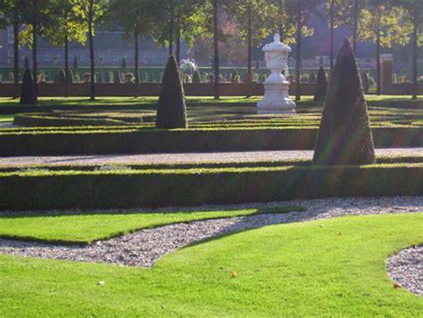 tuin definitie geschiedenis van de tuinkunst