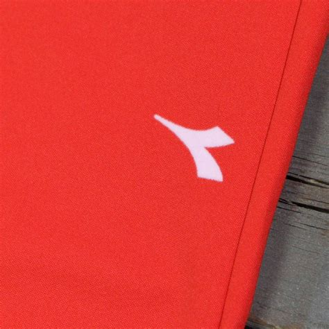 It makes them stand out from a mile away, as well as shoot up your car insurance bill as well. Diadora Men 80s Pants - Made In Italy red ferrari