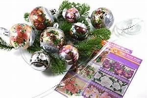 Hobby Welt Kreativ : weihnachtskugel bastelset mit schrumpfbanderolen metallgl ~ A.2002-acura-tl-radio.info Haus und Dekorationen
