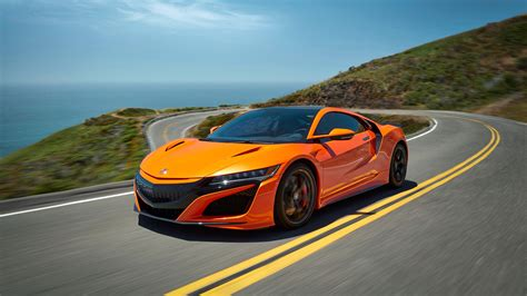 2019 acura nsx wallpapers hd images wsupercars