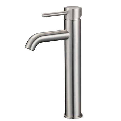 upscale designs  ema single handle bathroom sink faucet