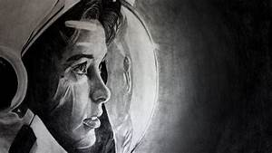 Realistic Astronaut Drawing - Pics about space