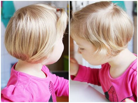 frisur kleinkind frisuren kurze haare