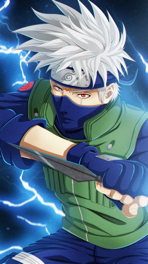Check out this fantastic collection of naruto kakashi wallpapers, with 45 naruto kakashi background images for your desktop, phone or tablet. Download 1080x1920 wallpaper anime, kakashi hatake, white ...