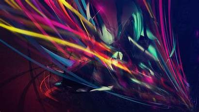 Abstract Colorful Background Wallpapers Lines Resolution Multi