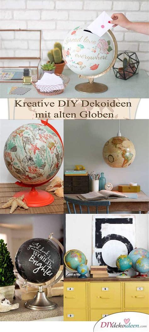 Kreative Deko Ideen by 13 1 Fantastisch Kreative Deko Ideen Mit Alten Globen