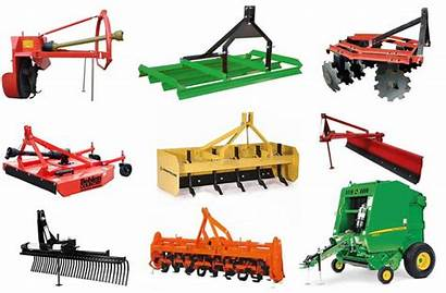Tractor Implements Attachments Types Implement