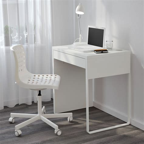 small desks for small spaces narrow computer desks for small spaces minimalist desk