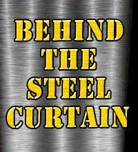 behind the steel curtain a pittsburgh steelers community