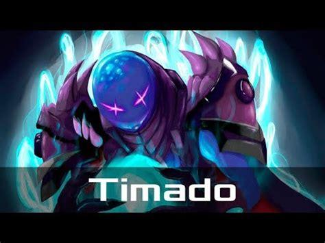 timado arc warden safe lane    dota  patch  gameplay youtube