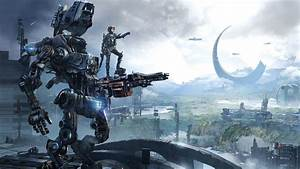 Titanfall - Frontier's Edge Full HD Fond d'écran and ...