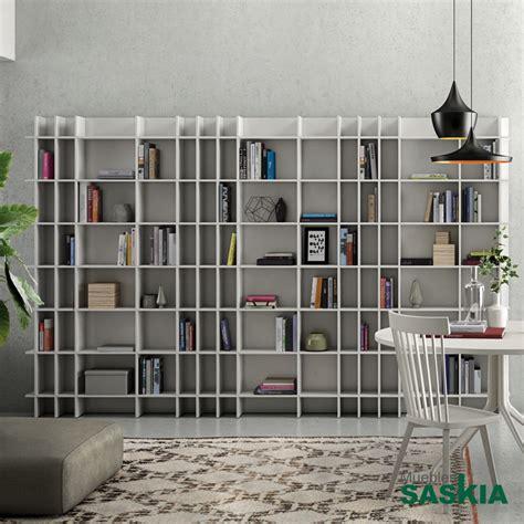 libreria grande librer 237 as sal 243 n muebles saskia en plona
