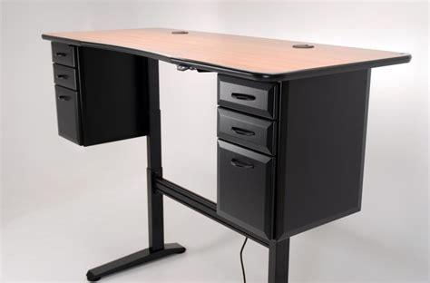 Ergo Office 72 Adjustable Height Desk  Martin & Ziegler