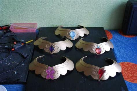 pony cosplay elements  harmony necklaces