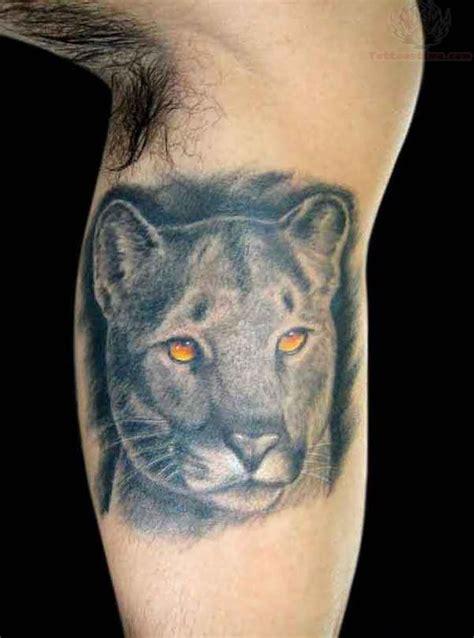 nice puma tattoos